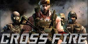 CrossFire secara online (Cross Fair)